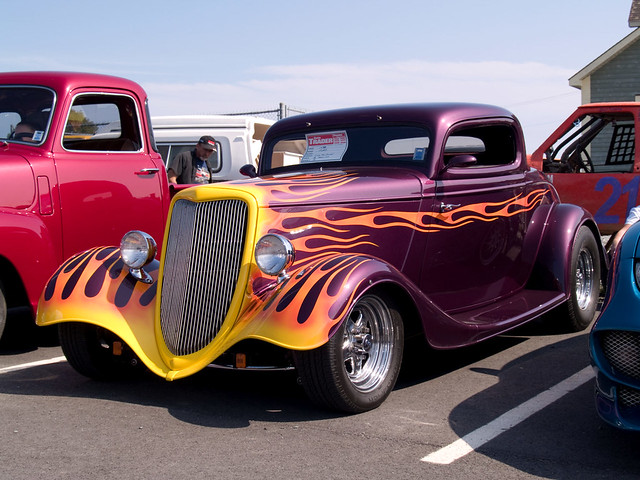 1934 Ford streetrod | Ken Morris Jr | Flickr
