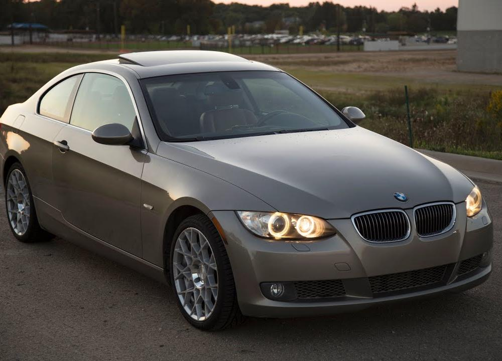 2008 BMW 335xi Coupe, Driving POV, Details, and In Depth Review ...