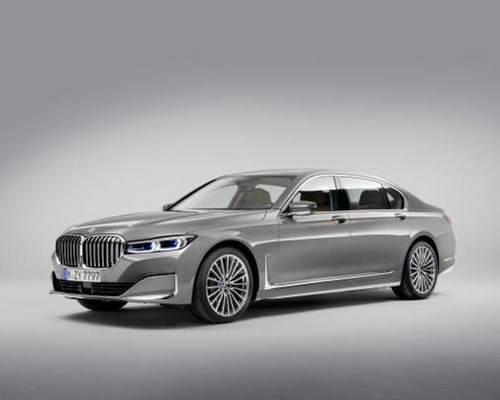 BMW 7 Series (G11) LCI Spezifikationen & Fotos - 2019, 2020 ...