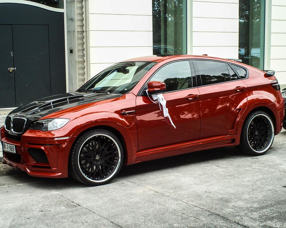 Hamann Tuning's BMW X6 M caught on video | BMW Car Tuning