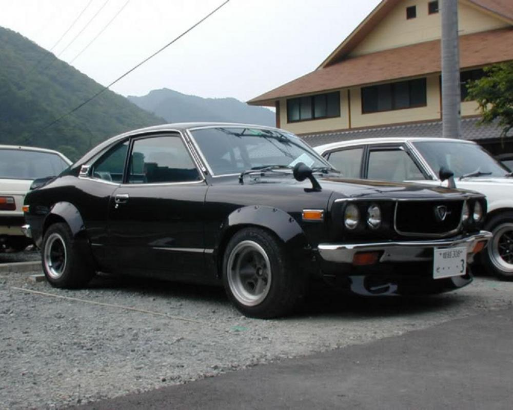 Mazda rx-3 Photo and Video Review. Comments.