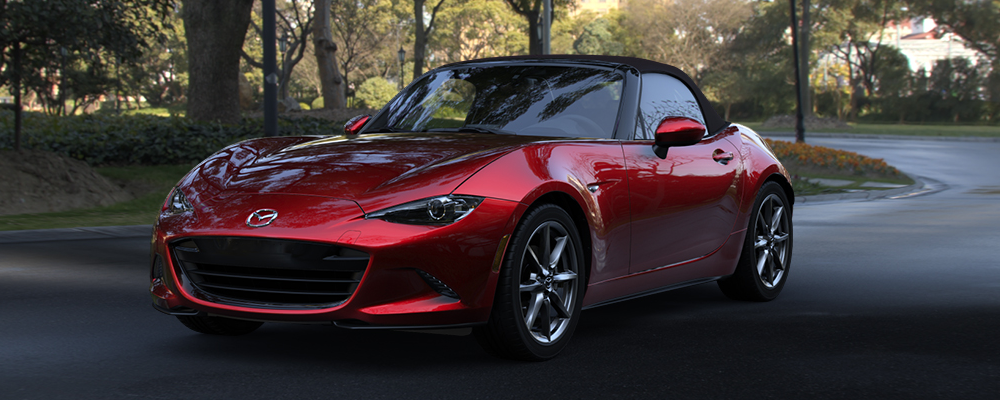 2019 Mazda MX-5 Miata Trim Level Comparison and Pricing