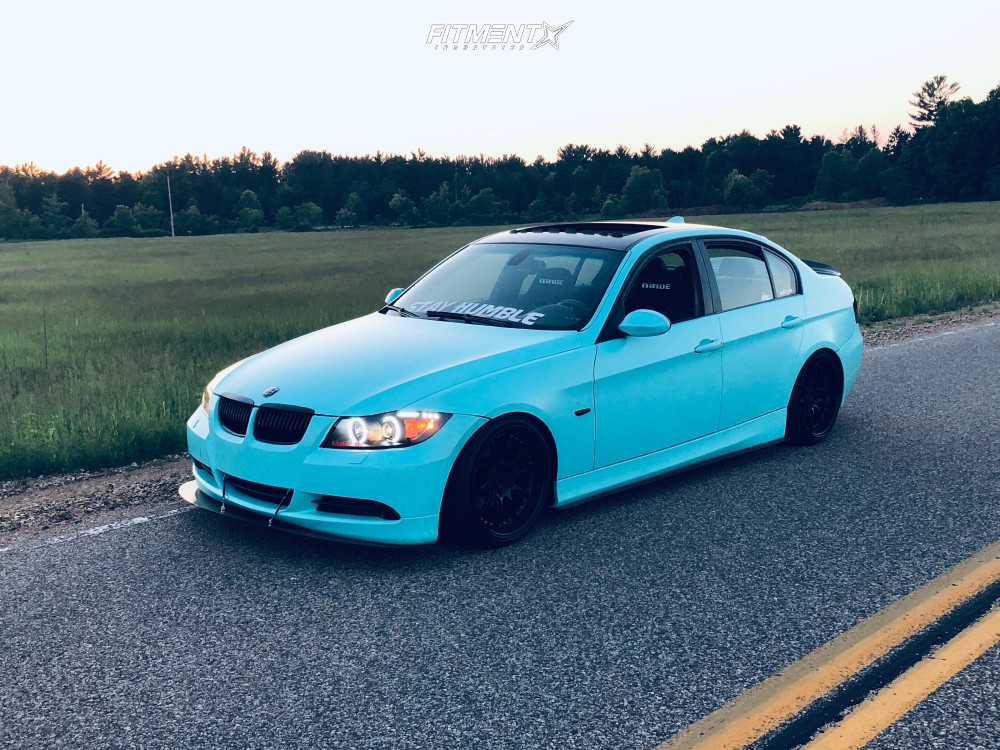 2007 Bmw 328xi Aodhan Ds07 Bc Racing | Fitment Industries