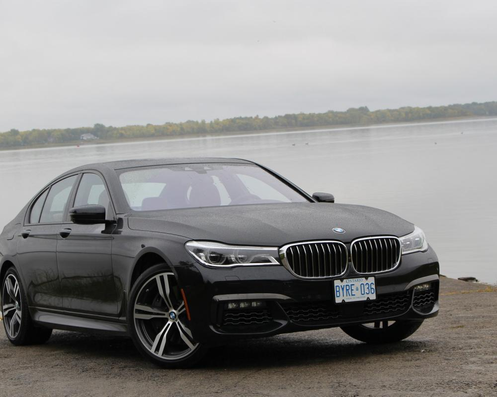 2016 BMW 750i xDrive: The One to Beat… for Now - The Car Guide