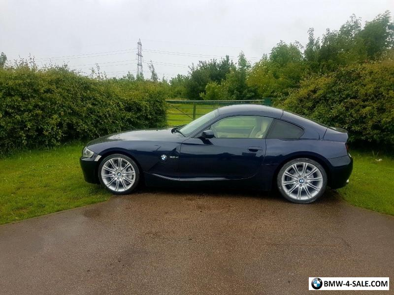 2007 Coupe Z4 for Sale in United Kingdom