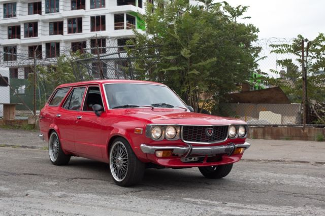 1973 Mazda Rx3 Wagon for sale: photos, technical specifications ...