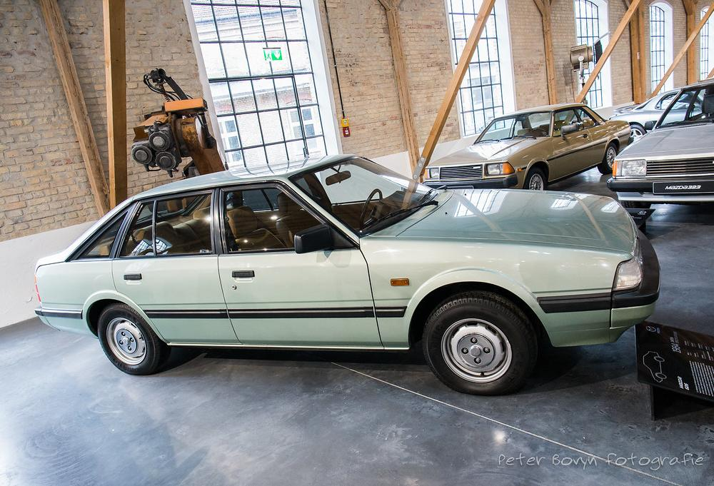 Mazda 626 LX - 1984 | 1982 - 1987 1.576 cc 4 in-line 80 PS V… | Flickr