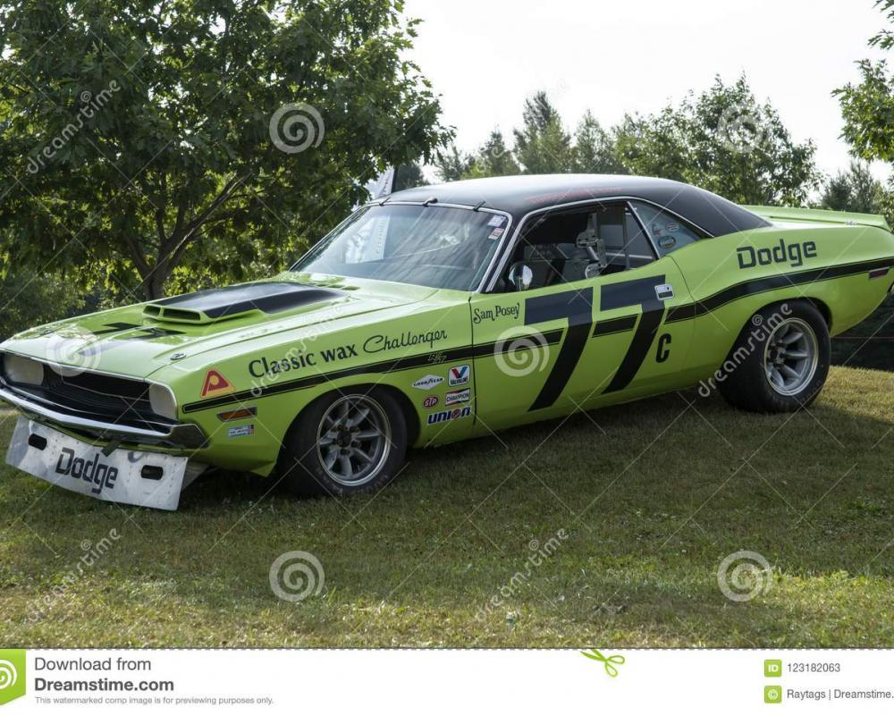 Dodge challenger trans am editorial stock photo. Image of retro ...