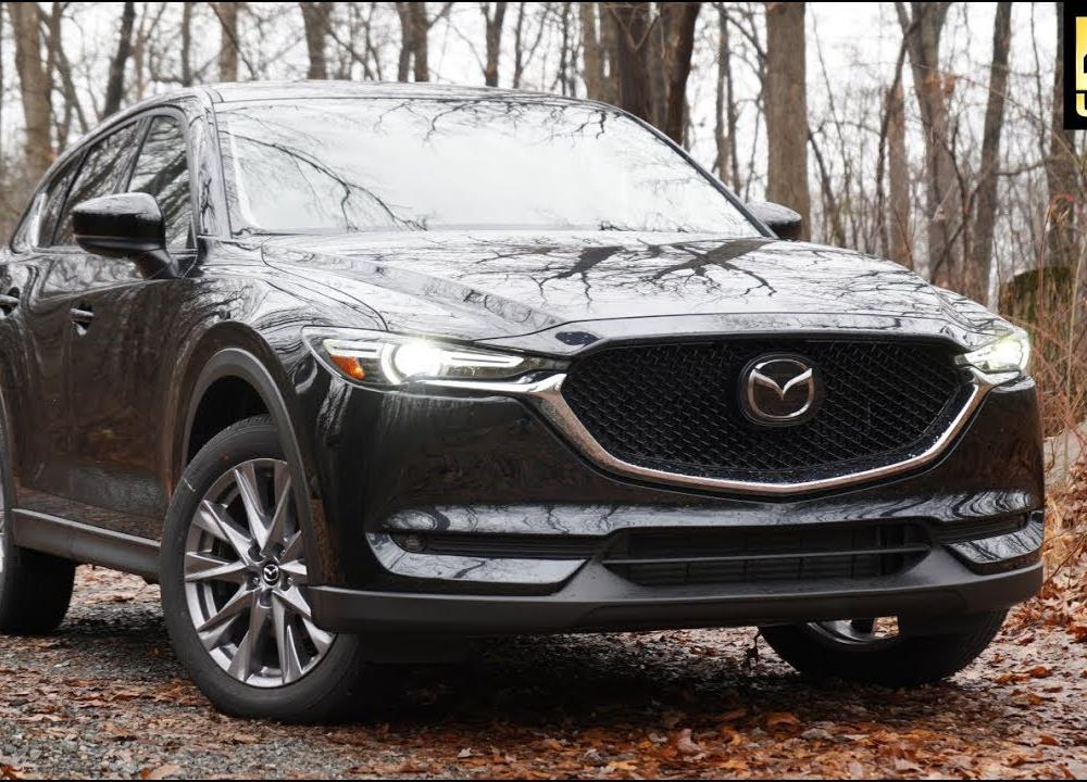 2020 Mazda CX-5 Review | BIG Changes for 2020 - YouTube
