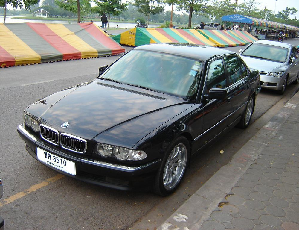 BMW 730iL | Nice E38 with Hartge wheels. | nakhon100 | Flickr