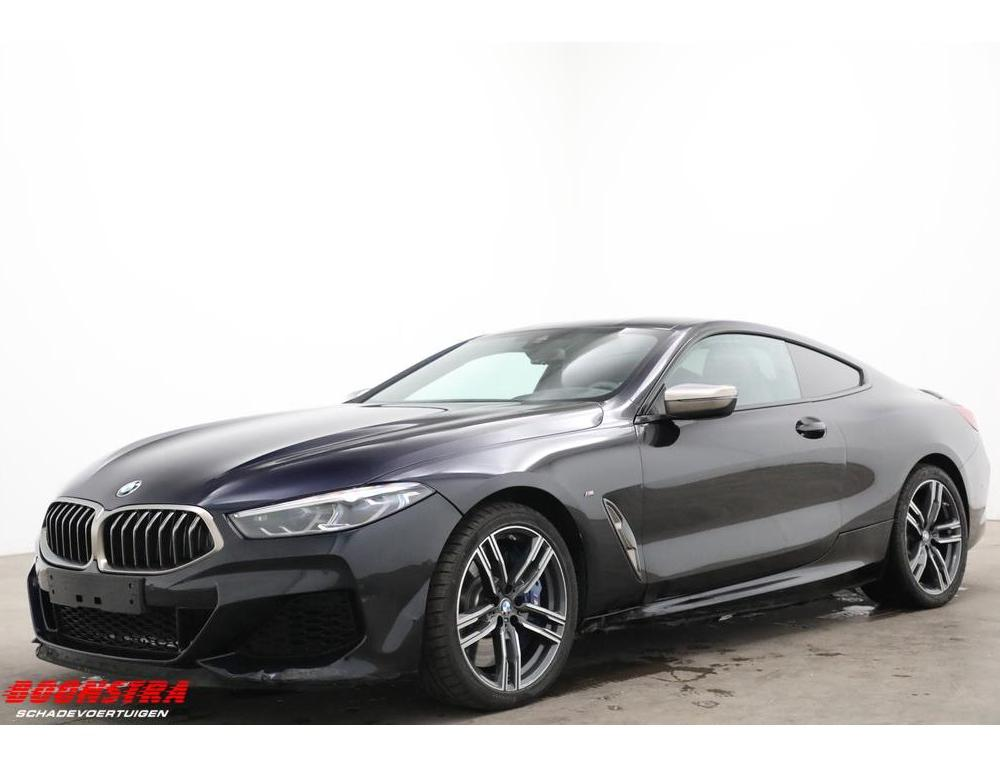 Buy 2019 Automatic transmission BMW 850 M850i Coupé xDrive Shadow ...