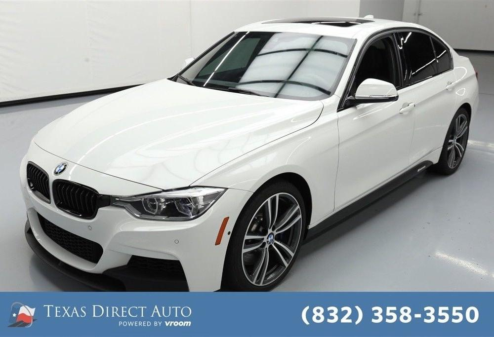 BMW 340 340i Texas Direct Auto 2016 340i Used Turbo 3L I6 24V ...