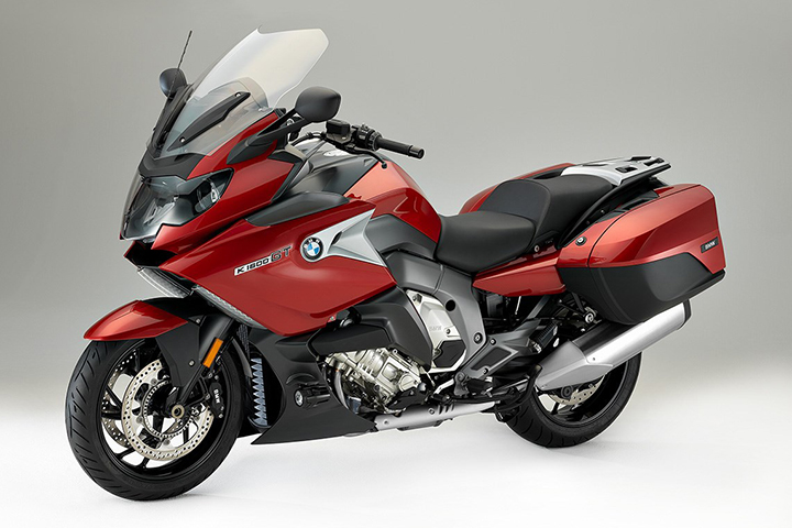 BMW K 1600 GT – Tuscany Motorcycle Tours