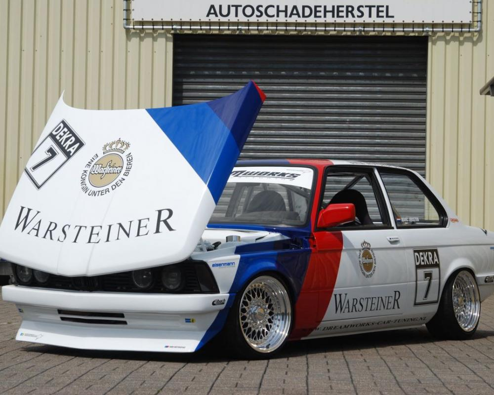BMW 327i E21... Street car radicale par Dreamworks Cartuning ! De ...
