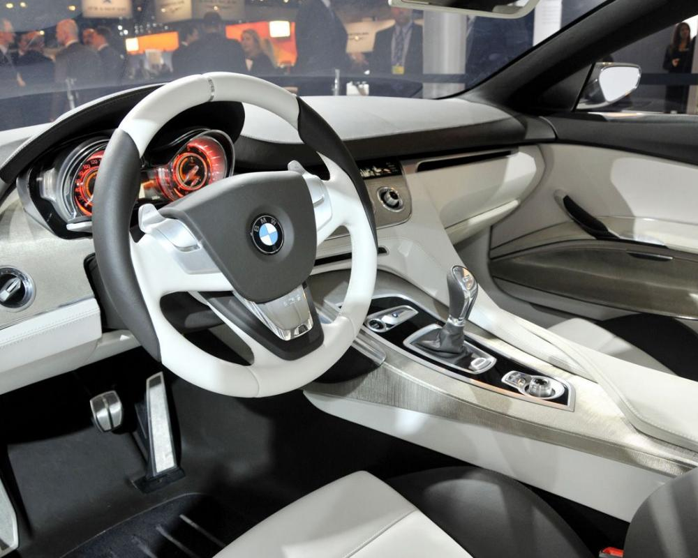 BMW Concept CS (With images) | Bmw concept, Bmw, Performance cars