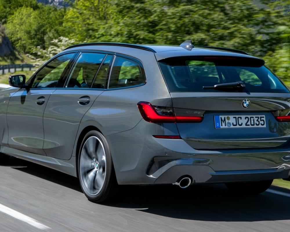 2019 BMW 3 Series Touring review