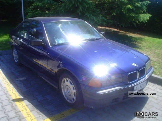 1995 BMW 318 tds turbodiesel cat 4 porte (1994/09\u003e 1996 ...