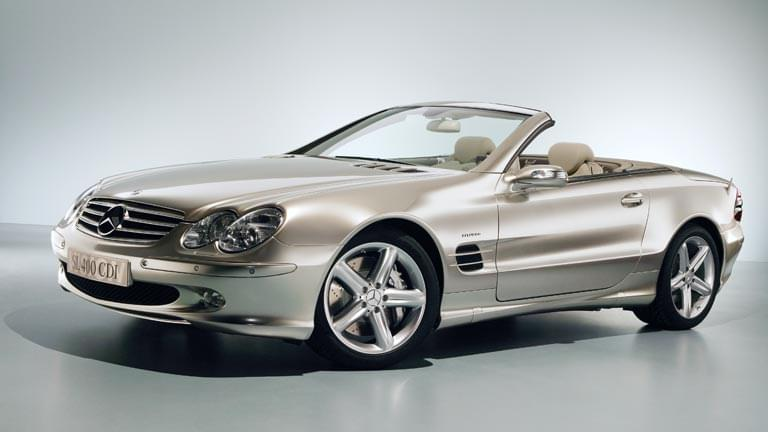 Mercedes-Benz SL 400 - Infos, Preise, Alternativen - AutoScout24