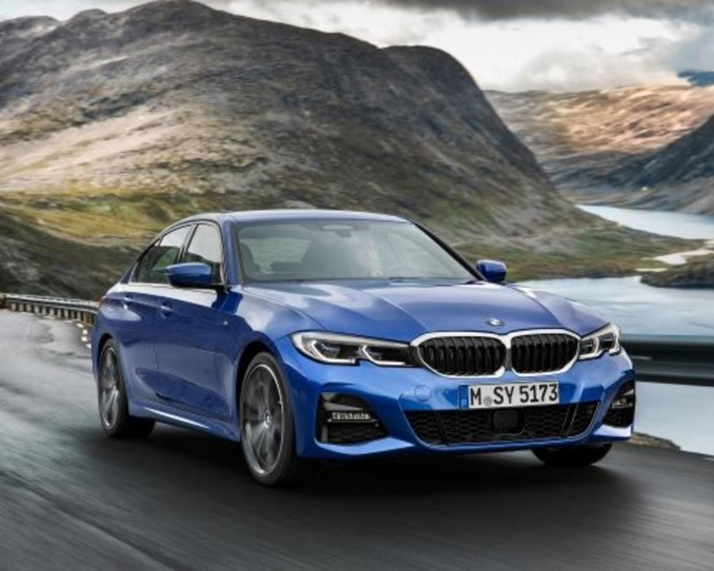 The all-new BMW 3 Series Sedan. | iF WORLD DESIGN GUIDE