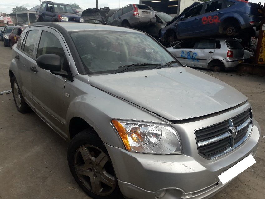 Used 2007 DODGE CALIBER for sale at online auction | RAW2K