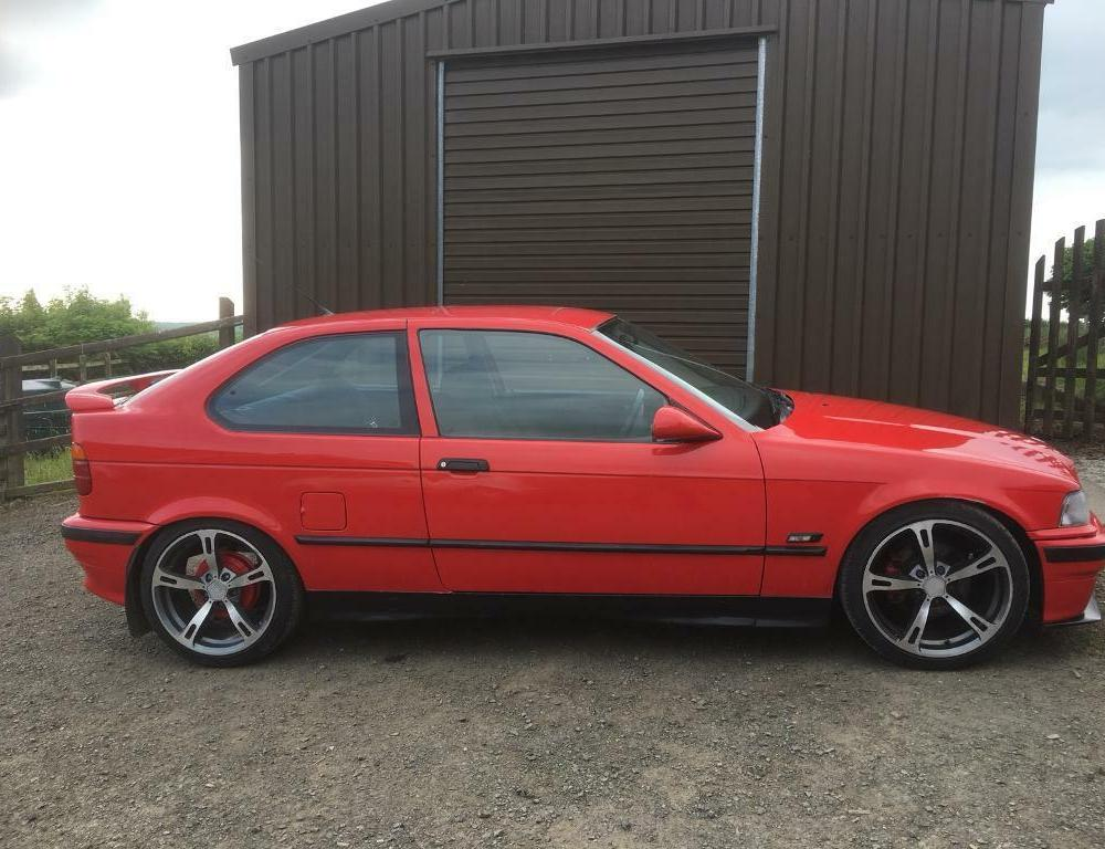 BMW 316 coupe | in Ballyclare, County Antrim | Gumtree