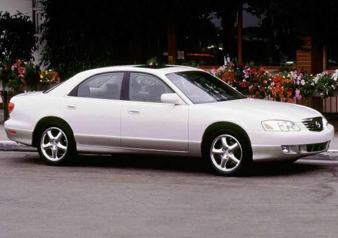 2002 Mazda Millenia Specs and Prices