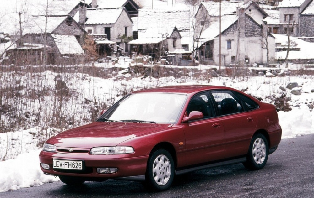 Mazda 626 Hatchback 1991 - 1995 reviews, technical data, prices