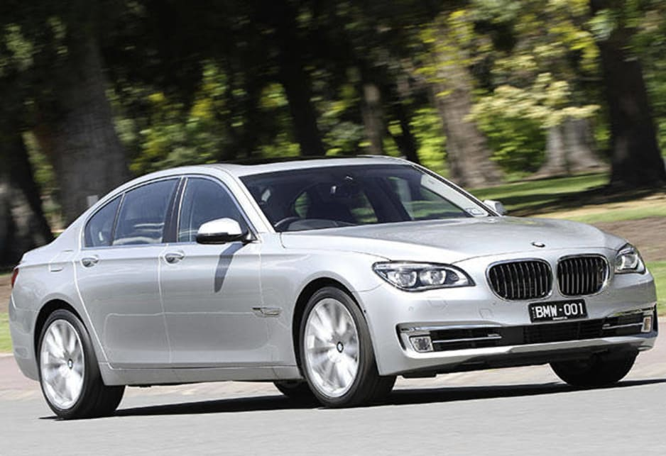 BMW 7 Series 750i 2013 Review | CarsGuide