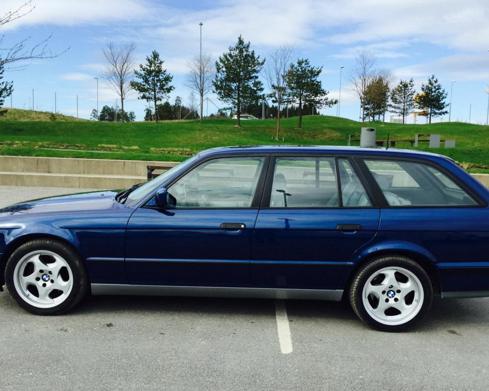 This BMW M5 Wagon Is Spectacular, Affordable and the Ultimate Dad ...