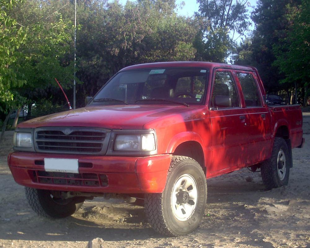 Images for > Mazda B 2500 D Crew Cab 4x4