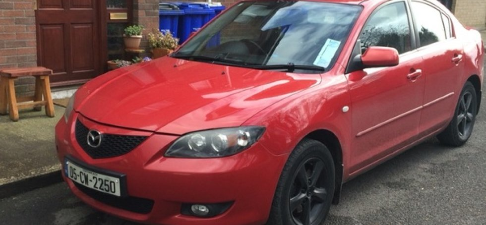 Mint Mazda 3 16 Diesel For Sale in Cavan, Cavan from ocvtec