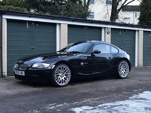 BMW Z4 3.0si Coupe: Spotted | PistonHeads