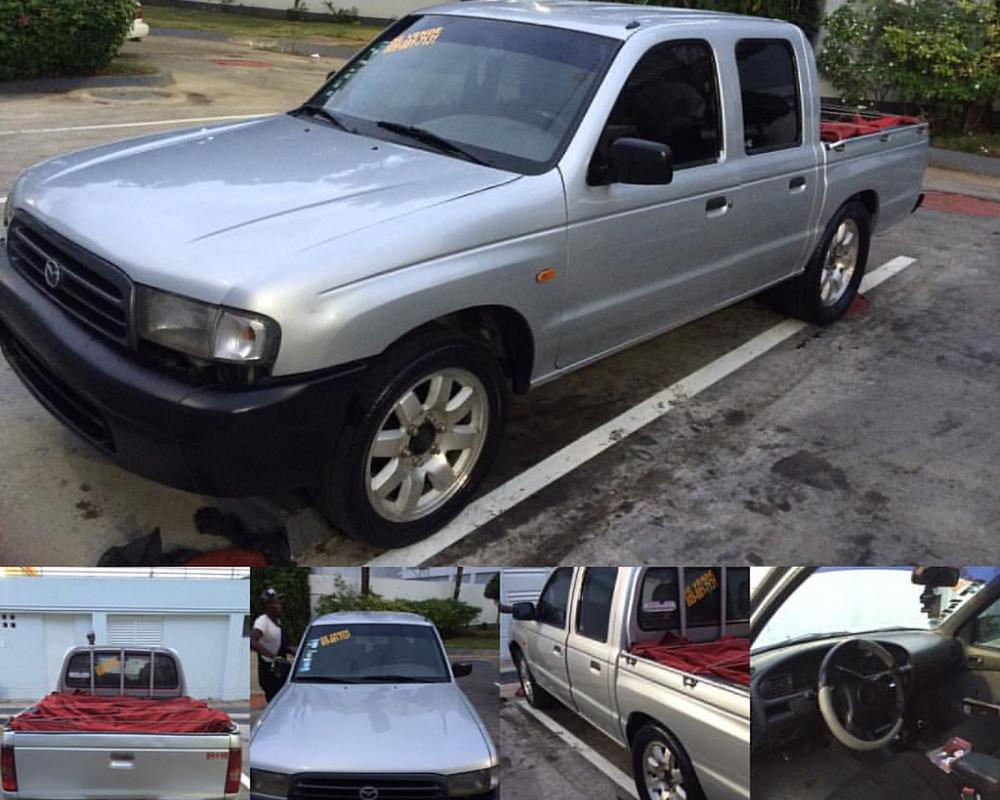 La #vendo #mazda b2900 año2002 diesel en optimas condicion… | Flickr