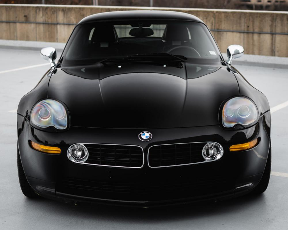 2003 BMW Z8 Has A License To Kill With Its Looks, Sells For $143K ...