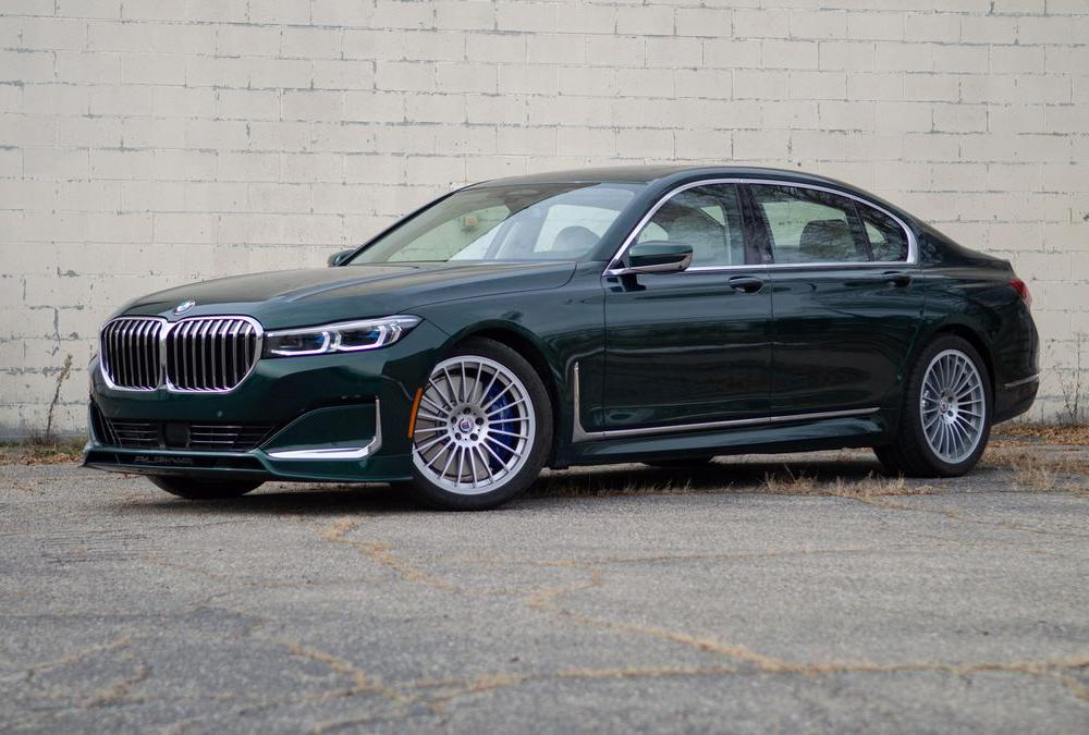 2020 BMW Alpina B7 review: Grand touring, with an emphasis on ...