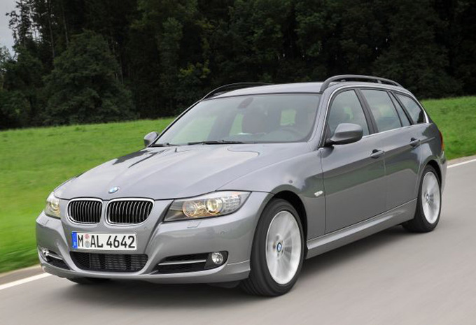 Specificaties en eigenschappen motor BMW 3 Reeks Touring 320d ...