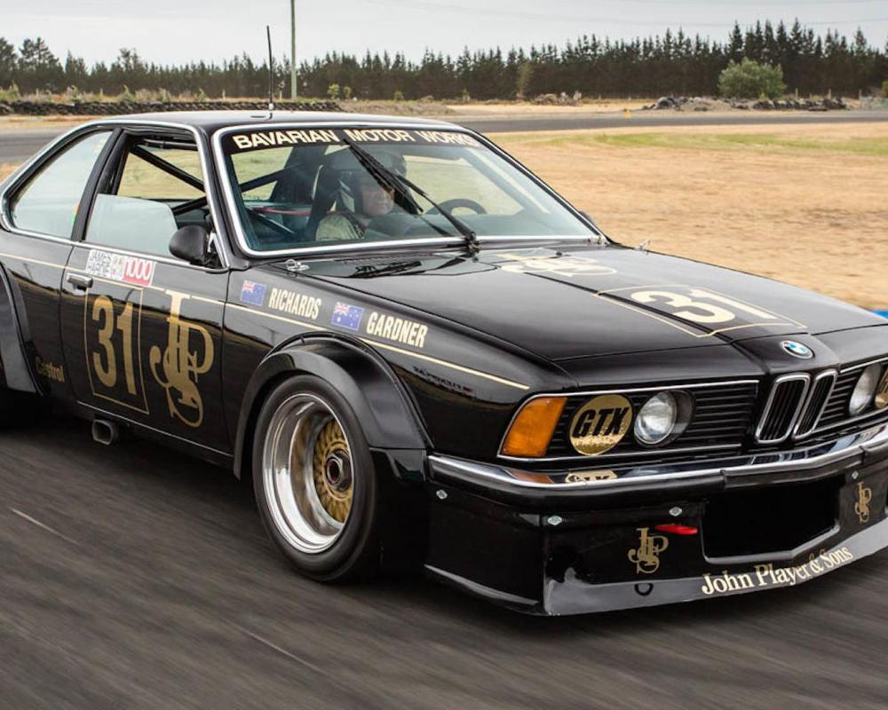BMW 635 CSi Black Beauty | Motor1.com Photos