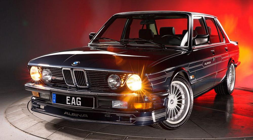 This BMW Alpina B7 Turbo Comes From An Era When Sedans Could Spank ...