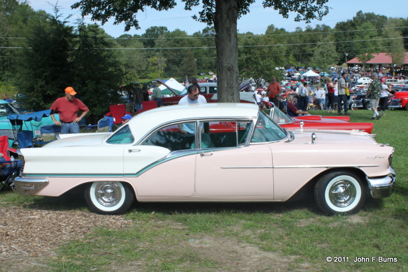 1957 Oldsmobile 98 4dr Hardtop photo - John F Burns photos at ...