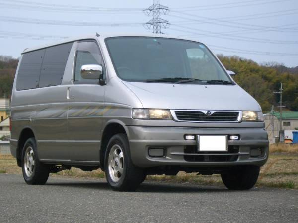 mazda bongo friendee auto freetop sale japan import SGLR ...