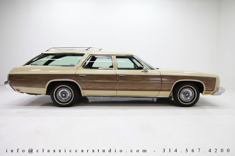 1973 Chevrolet Caprice Estate Wagon | Classic Car Studio