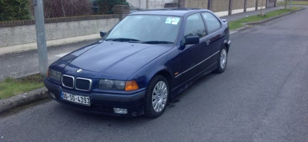 2000 Bmw 318 Tds Compact 17 Diesel For Sale For Sale in Kildare ...