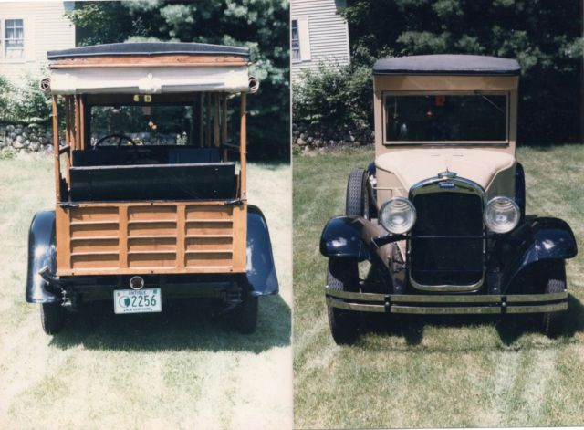 1932 Dodge (Woody)) Wagon for sale: photos, technical ...