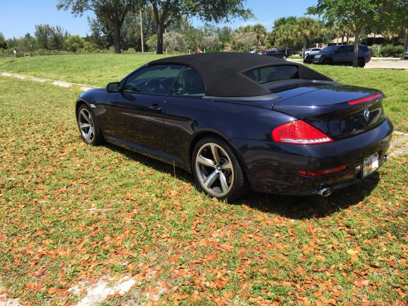 Board Member selling a Pristine BMW 650 low mileage. PAWS will ...