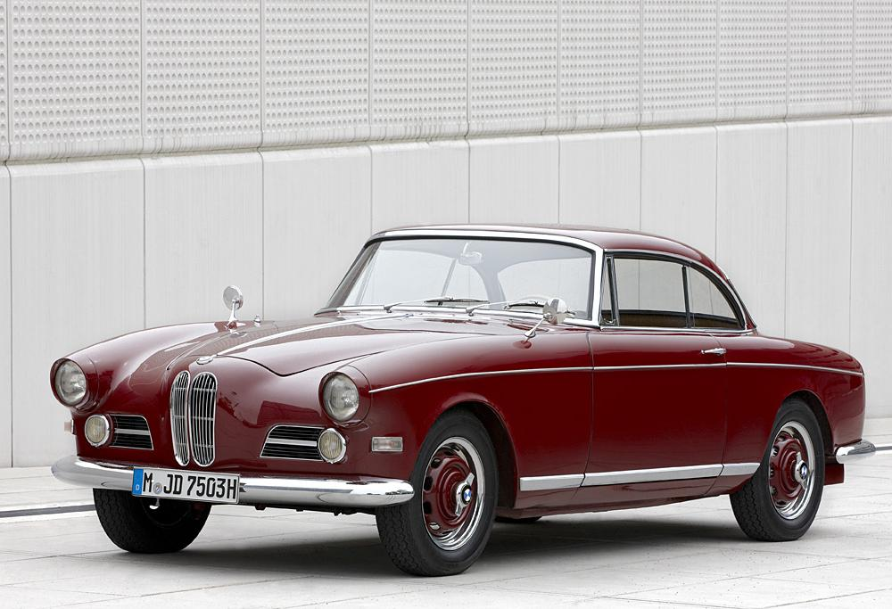 1956→1959 BMW 503 Coupé | BMW | SuperCars.net