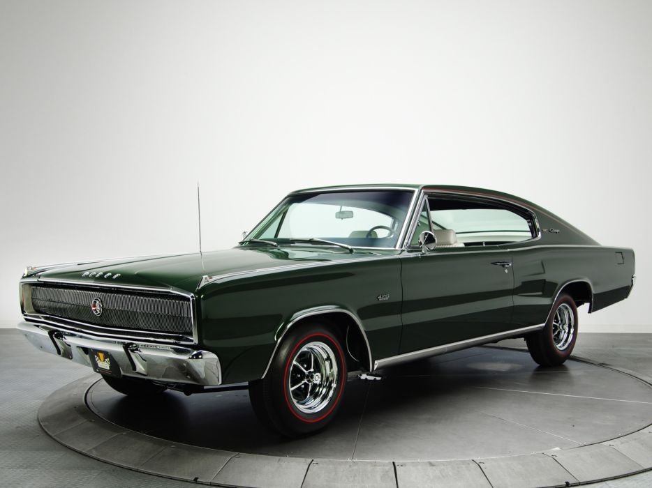 1967 Dodge Charger R-T 426 Hemi muscle classic wallpaper ...