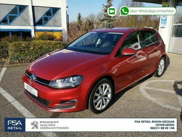 Volkswagen Golf Highline 1.4 TSI 125 BlueMotion Technology in ...