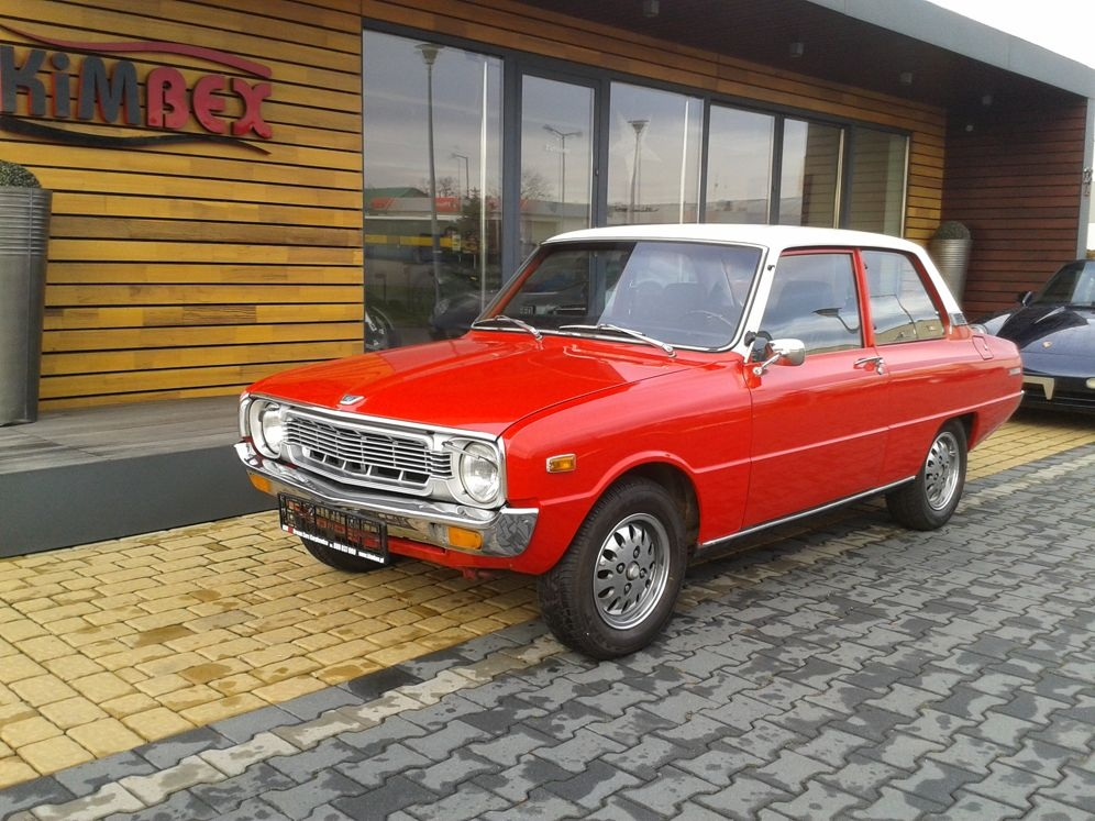 Mazda 1300 Familia Sedan '75 | Kimbex Dream Cars
