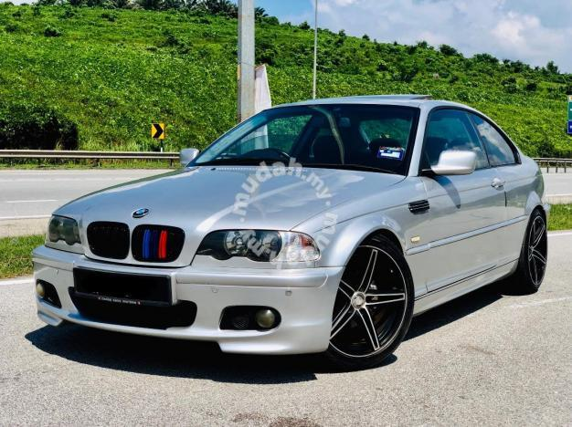 2000 Bmw 318Ci E46 2 DOOR COUPE M3 MSPORT sunroof - Cars for sale ...