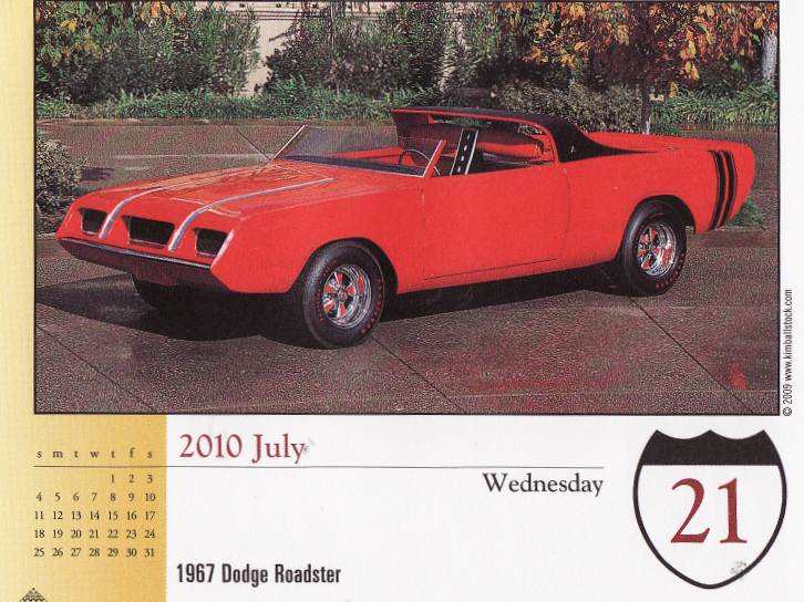 Dodge Daroo Ii Show Car #0704